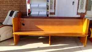Church  Pews. Made from Qld Maple Cairns Cairns City Preview
