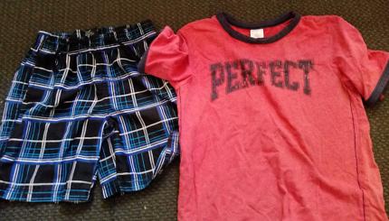Boys clothes sizes 6,7,8,10