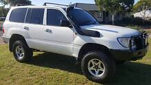 2004 Toyota LandCruiser Wagon 100 series Margaret River Margaret River Area Preview