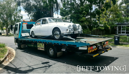 Blue Towing