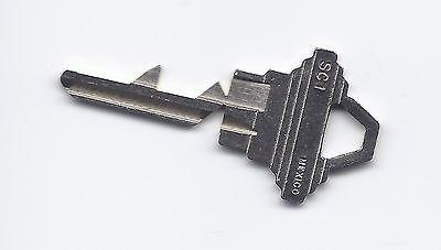 Lockout Key For Schlage Sc1 Sc4 Disable Kill Lock Forever Landlordspolice