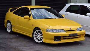 Integra type r Gladesville Ryde Area Preview