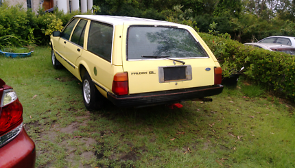 1987 XF Ford falcon wagon rwc  Parkwood Gold Coast City Preview