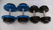 Adjustable Dumbell Dumbbell Set:76kg Chatswood Willoughby Area Preview