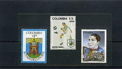 ''NACIONAL-  CLUB FUTBOL  MEDELLIN COLOMBIA 1982  + CARLOS GARDEL