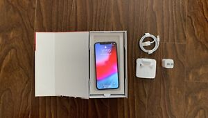 Iphone X 64gb silver brand new