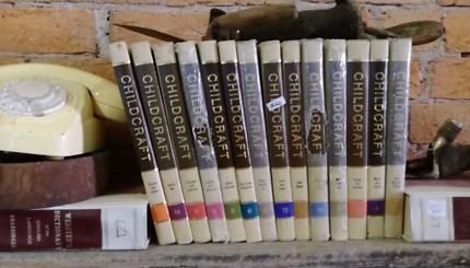 Set of Childcraft Encyclopedias
