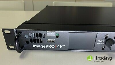 [used, Very good-2] ImagePRO-4K Scale, convert and switch images