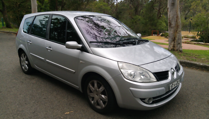 2008 Renault Grand Scenic 91,000 kms