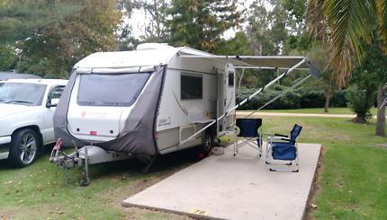 Jurgens  Sungazer Caravan Melton West Melton Area Preview