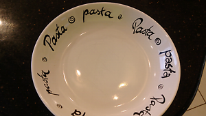 Pasta plates..large. x 6 Aloomba Cairns Surrounds Preview