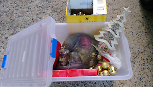 Box of Christmas Decorations Aloomba Cairns Surrounds Preview