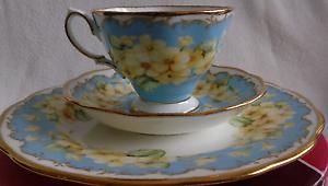 "Royal Albert Floral Sentiments ""Love"" - Tea Set Gardenvale Glen Eira Area Preview"