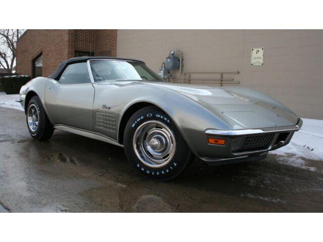 1971 chevrolet corvette lt1 used chevrolet corvette for sale in macomb michigan a man car. Black Bedroom Furniture Sets. Home Design Ideas