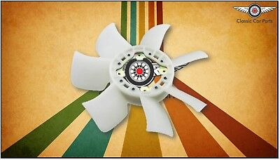 Radiator Fan Blade to suit Toyota Hilux TGN16R (09/08 ON) & VZN167R, VZN172R