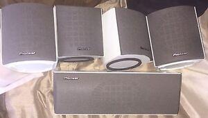 Pioneer 5 speaker Surround