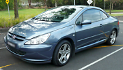 Wrecking Peugeot 307cc 68000kms auto  Liverpool Liverpool Area Preview