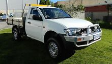 07 Triton CAB/CH WITH NO DEPOSIT FINANCE* O'Connor Fremantle Area Preview
