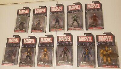 Hasbro Marvel Infinite Series 3.75 Lot of 11 Sealed Deadpool Korg Shanna