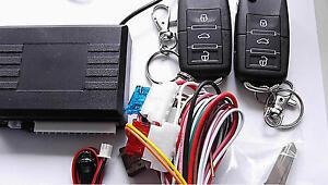 Funkfernbedienung Klappschlüssel ZV Nachrüstset JOM 7105 z.B. Audi A4 (8D2,B5)