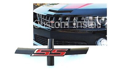 Grille Bowtie Delete Red Emblem Replaces 92225495 Fits 2010-2013 Chevy Camaro SS