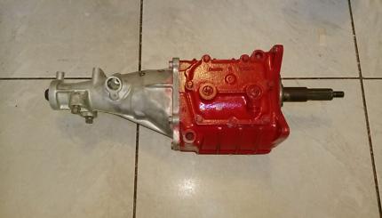 Holden Aussie 4 speed gearbox m20 m21 m22