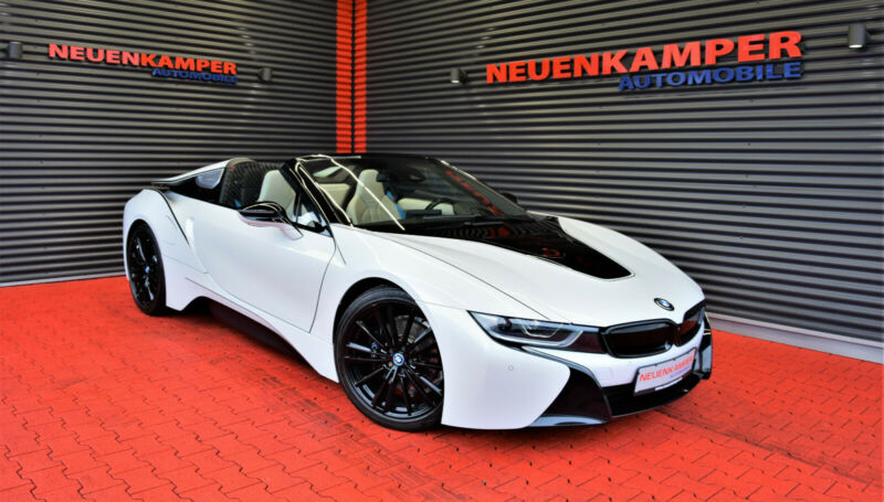 BMW i8 Roadster Laser Headup Harman/Kardon DAB 360°