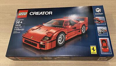 NEW SEALED LEGO 10248 CREATOR FERRARI F40 SUPERCAR