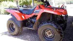 Kawasaki 4X4 360 Singleton Singleton Area Preview