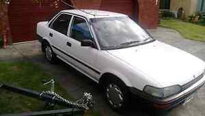 1991 Holden Nova Claremont Nedlands Area Preview