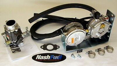 Propane Complete Conversion Kit Toyota 4y 4p Engines Replace Aisan System Lpg Lp