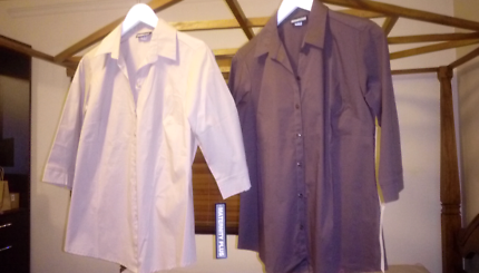 Maternity Shirts never worn tags attached ~ Size 10.