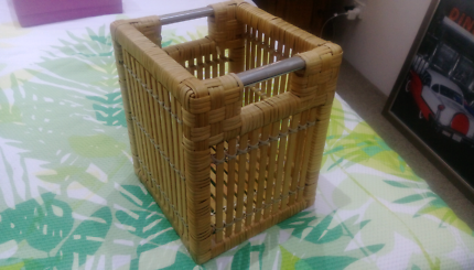Small wicker style box