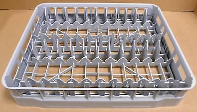 FRIES Spülmaschinen-Korb Tellerkorb grau XL-P für Hobart Meiko Winterhalter