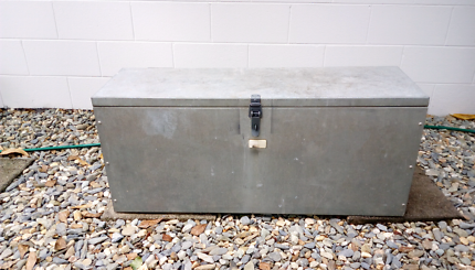Heavy Duty Galvanized Toolbox