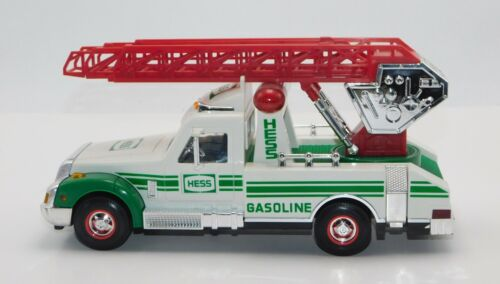 Hess Gasoline Toy 1994 Rescue Truck without a Box Siren Horns Lights Flashers Wo