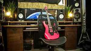 Ibanez Premium RG1XXV Fluorescent Pink 25th Aniversary Altona Meadows Hobsons Bay Area Preview
