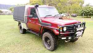 Landcruiser 1hz turbo intercooled Cairns North Cairns City Preview