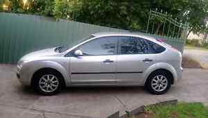 Immaculate condition Ford Focus for sale. It's a manual car. Modbury Tea Tree Gully Area Preview