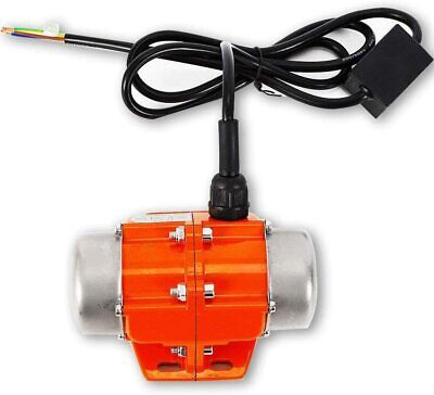 Vibration Motor Concrete Vibration 110v 100w 60hz 3600rpm Used For Shaker Table