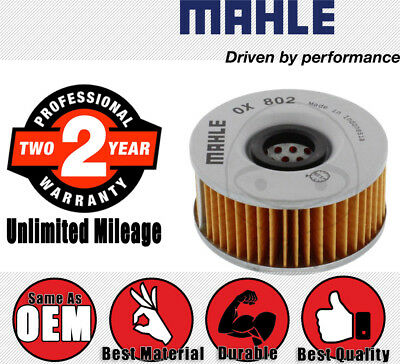 MAHLE OIL FILTER FOR <em>YAMAHA</em> MOTORCYCLES