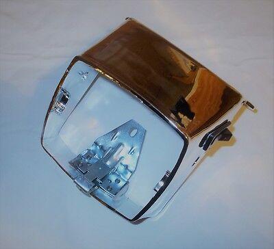 cuvelage de phare pour fourche peugeot 103 MVL chromé sans interrupteur