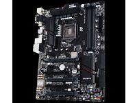 GIGABYTE GA-Z170XP-SLI, AMD Motherboard