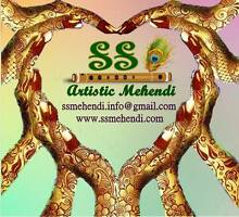 Henna Artist For Hire based in Sydney - Henna Art by SS Mehendi Meadowbank Ryde Area Preview