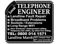 Telephone Engineer Bristol