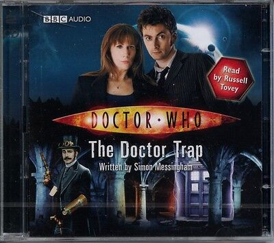 Dr Doctor Who The Doctor Trap Mint Audio Adventure With David Tennant And Donna
