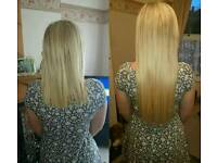 MOBILE Micro Ring Hair Extensions, Thurrock, Basildon, Brentwood, Harlow and surrounding areas
