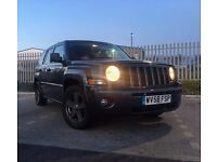 JEEP PATRIOT | QUICK SALE | £2,599 | 82,000 miles | MOT OCT2017