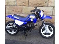 Yamaha pw 50 motorbike 2014 not ktm 50 65 quad bike
