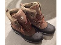 Men's Karrimor snow boots UK size 9